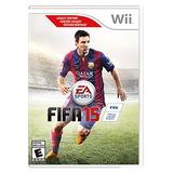 La Fifa 15 - Wii
