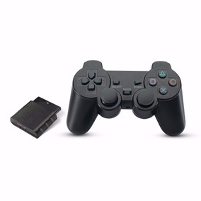 Controle Sem Fio Wireless 2.4 Ghz Playstation 2 Ps2
