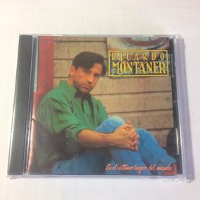 Ricardo Montaner - En El Último Lugar Del Mundo (cd, 1991)