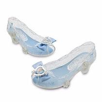 Zapatos Cenicienta Importados Disney Store Eeuu
