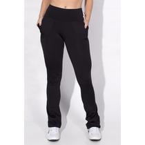 Calza Pantalon Oxford Con Bolsillos Suplex Calidad Premium