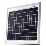Painél Solar Fotovoltáico 12v 10 Watts ( Placa )