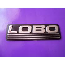 Emblema Lobo Ford Camioneta