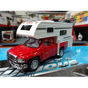 Dodge Ram V8 Camper Casa Rodante 1/46 Coccole Kids