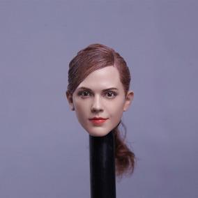 Cabeça Phicen Emma Watson Hermione Escala 1:6