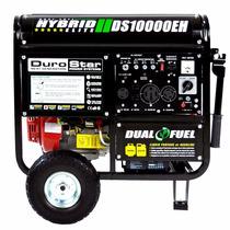 Generador De Corriente 10000 Watts Gasolina Y Propano Dgv