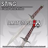 Espada Dardo Sting Frodo Señor De Los Anillos