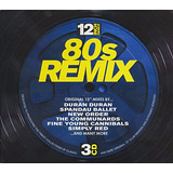 Varios Artistas/12 Inch Dance 80s Remix/3 Cd/ Europeo/ Nuevo