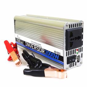 Inversor Tensão 12v 110v 2000w Transformador Kp550 Conversor