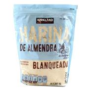 Harina De Almendra Blanqueada Kirkland Signature De 1.361 Kg