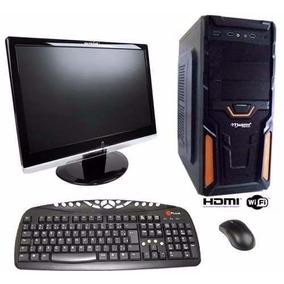 Pc Gamer Completo 1 Tb, 8gb, Gtx750, Monitor 19 Frete Grátis