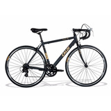 Bicicleta Caloi 10 Aro 700 Preta/dourada Tam M (54)