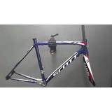 Cuadro De Bicicleta De Ruta Scott Cr1 Carbono Varios Talles