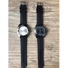 Kit Com 2 Relógios Masculino Importado Analógico