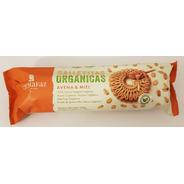 Galletas Cachafaz Organicas Avena Y Miel - La Golosineria