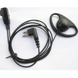 Fone Com Microfone D Lapela Para Ht Ep-450 Motorola