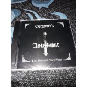 Gorgoroth Antichrist Lacrado