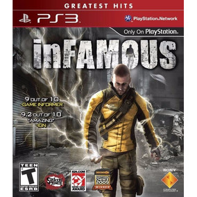 Ps3 --- Infamous Greatest Hits