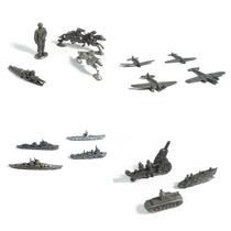 Lote Brinquedos De Baquelite Alemão - Segunda Guerra Mundial