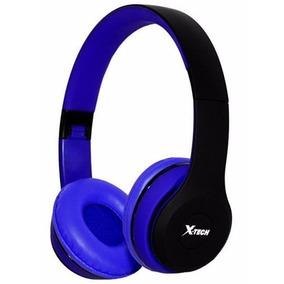 Fone De Ouvido Sem Fio Bluetooth Headset Mp3 Player Rádio Fm