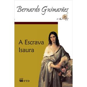 Livro A Escrava Isaura - Editora Ftd