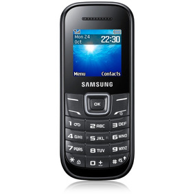 Celular Samsung Keystone 2 Gt- E1205 100% Original Y Nuevo