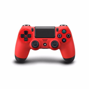 Joystick Ps4 Dualshock 4 (magma Red)