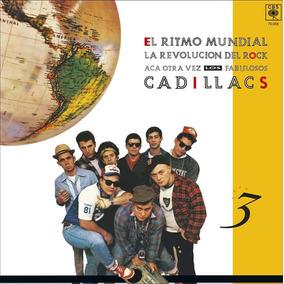 Vinilo El Ritmo Mundial - Los Fabulosos Cadillacs