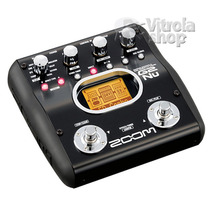 Pedaleira Zoom G2nu Guitarra Interface Usb Garantia Nota Nf