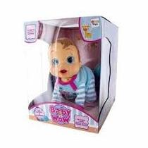 Boneca Baby Wow - Multikids Lancamento