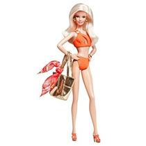 Juguete Barbie Basics Modelo No. Colección De Etiquetas Ne