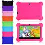 Forro Grueso Silicon Para Tablet 7 Pulgadas Colores Varios