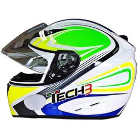Capacete Tech3 F500 Force Brasil