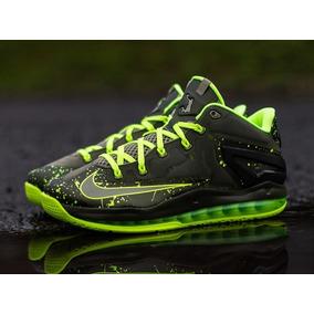c8c43bf7 Tenis Nike Lebron James X I Low Dunkman Originales