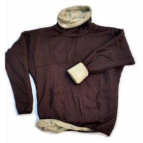Buzo Unisex Doble Microfibra Y Polar Fleece