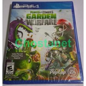 Plantas Contra Zombies Garden Warfare Fisico