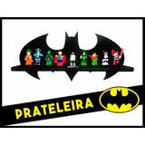 Prateleira Batman Exposição + 1 Lego Brinde ! Frete Gratis