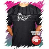 Camiseta Reggae Night Danceteria Anos 80 Casa Noturna