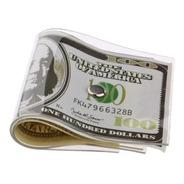 Soporte Tope Traba Puerta Forma Billete Dolar Diseño Origina