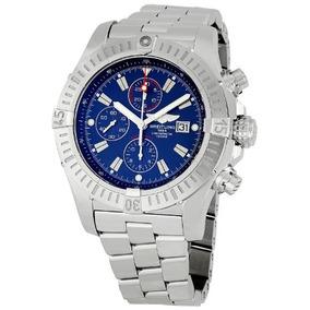 Breitling Hombre A / C757 Reloj Super Avenger Cronógrafo