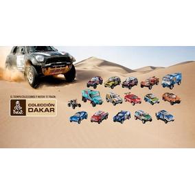 Dakar Lote Coleccion Completa