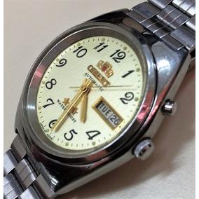 873adea51a9 Lindo Relogio Orient 46941 Anos - Joias e Relógios no Mercado Livre ...