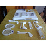 Family Pack + Tabla Wii Fit + Juego Original Wii Fit