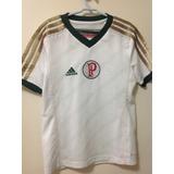 Camisa Infantil Time Palmeiras Tamanho 10 Anos Original
