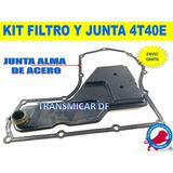 Kit Filtro Y Junta 4t40e Pontiac Sunfire Chevrolet Malibu.
