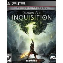 Dragon Age Inquisition Deluxe Edition 16 Gb Mídia Digital