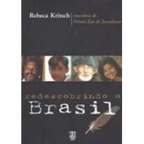 Livro Redescobrindo O Brasil Rebeca Kritsch
