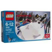 Lego Deportes De Invierno Snowboard Importado