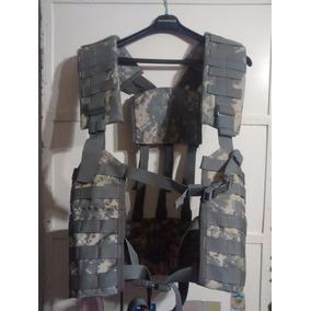 Chaleco Tactico Militar Sistema Molle