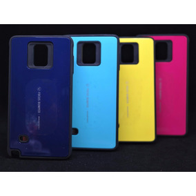 Funda Galaxy Note 4 Mercury Goospery Focus Bumper